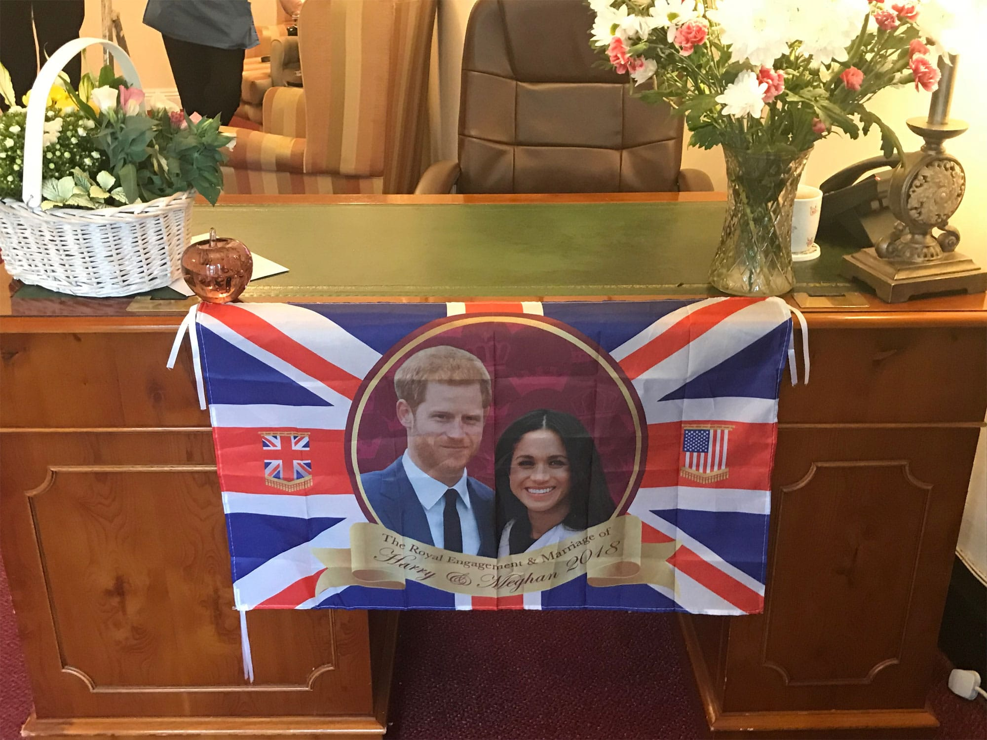 Royal Wedding Preparations